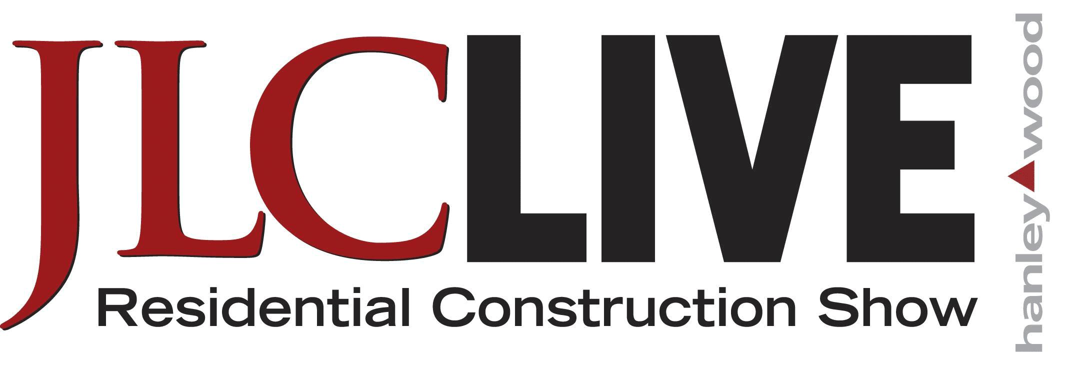 JLC Live Logo Residential Construction Show