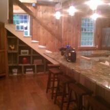 Home Bar / Kitchen