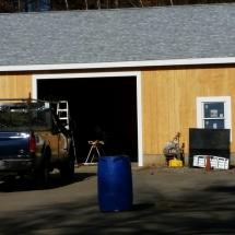 Outdoor garage 2