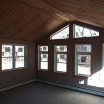 Windows, Walls, Ceiling, Custom Work