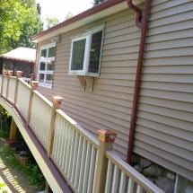 backyard wheelchair ramp