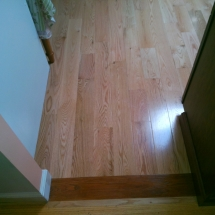 custom woodworking flooring