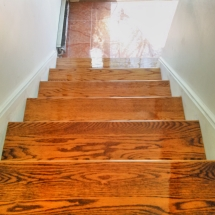 wooden floors with tiles