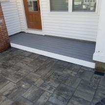 porch and patio