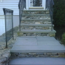 Walsh Front Steps
