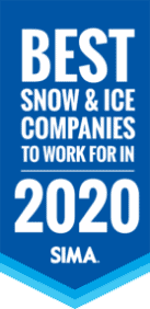 SIMA Award Best Snow & Ice Companies to Work For In 2020