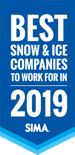 SIMA Award Best Snow & Ice Companies to Work For In 2019